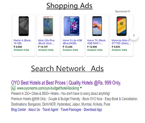 Digital-Marketing-Services-Shopping and Search Ads